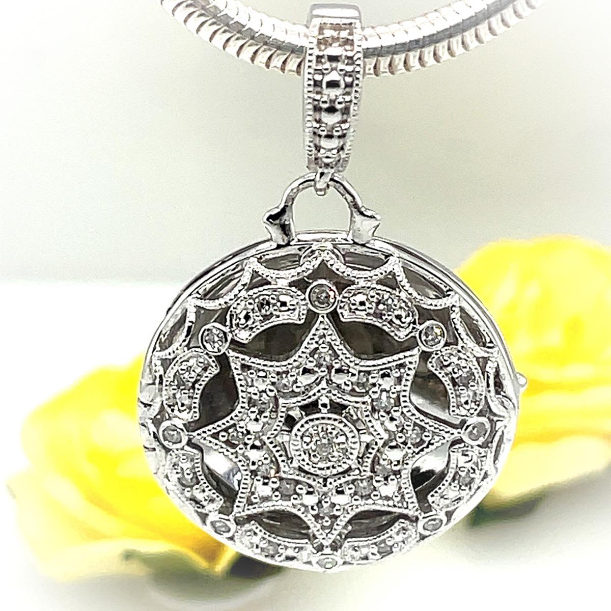 Silberkette mit Stern-Anhänger - Schmuckgeschäft - Juwelier Prien werden